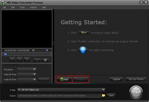HD Video Converter Factory Pro 22.1 Crack