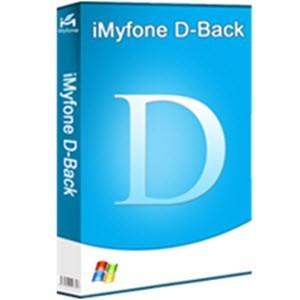iMyFone D-Back 7.9.6 Crack