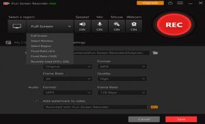 iFun Screen Recorder 1.0.2.226 Crack