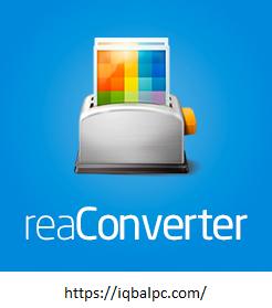 ReaConverter Pro 7.649 Crack