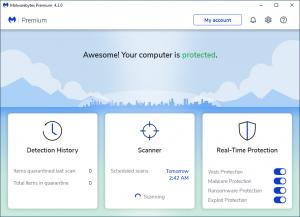 Malwarebytes Premium 4.4.0.220 Build 1.0.1308 Crack