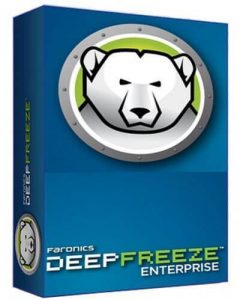 Deep Freeze 8.62.220.5630 Crack