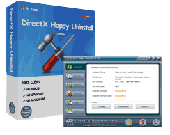 DirectX Happy Uninstall 6.95 Crack
