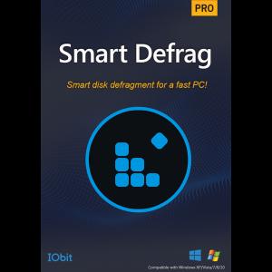 IObit Smart Defrag 7.0.0.62 Crack