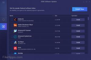 IObit Software Updater Pro 4.0.0.87 Crack
