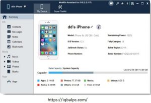 MobiKin Assistant for iOS 2.9.3 Crack