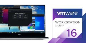 VMware Workstation Pro 16.1.2 Build 17966106 Crack