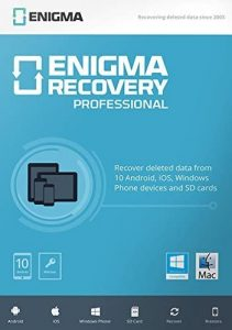 Enigma Recovery Professional 4.1.0 Crack