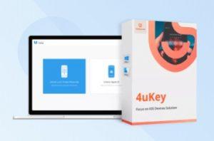 4ukey iPhone Unlocker 3.0.3 Crack