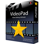VideoPad Video Editor 10.54 Crack