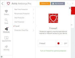 Avira Antivirus Pro 15.0.2107.2107 Crack