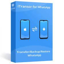 iTransor for WhatsApp 4.1.0.8 Crack