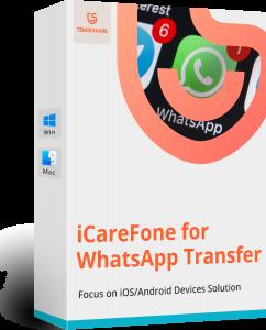 iCareFone for WhatsApp Transfer 3.0.7 Crack