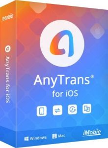 AnyTrans for iOS 8.8.4 Crack