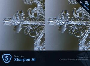 Topaz Sharpen AI 3.2.2 Crack