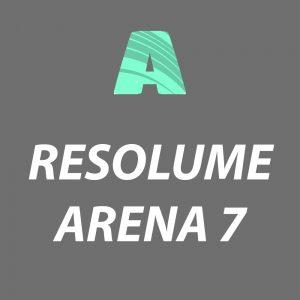 Resolume Arena 7.5.0 rev 77960 Crack